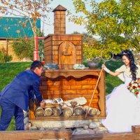 Жених и невеста :: Бахытжан Акботаев