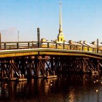 мост в Крепость :: Вадим Мирзиянов