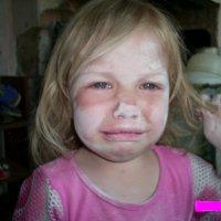 Детские шалости или 20 минут тишины. Шпаклёвка. :: Инна Кузнецова