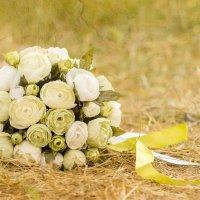 Свадебный букет :: Алена Шпинатова