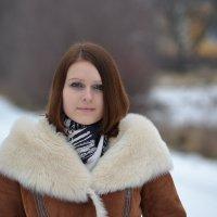 Зимний портрет :: Павел Шибин