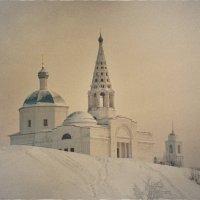 Троицкий собор :: михаил воробьев