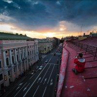 Перед грозой :: Георгий Ланчевский