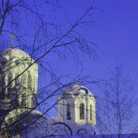 белоснежные купола :: елена брюханова
