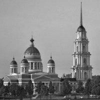 Рыбинск :: D. Matyushin.
