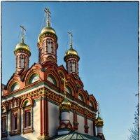 Церковь Николая Чудотворца на Берсеневке :: Александр Беляев