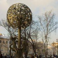 Райское дерево :: Михаил Карпов