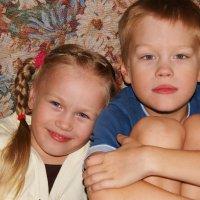 Мои внуки :: Наталия Короткова