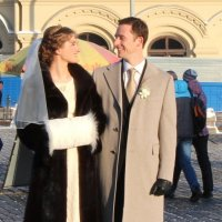 Счастливые молодожены :: Любовь Бутакова