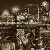 Зимний вечер в Харькове :: Игорь Найда
