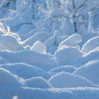 На снежной планете :: Любовь Гайшина