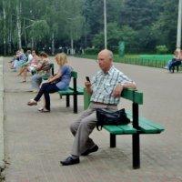 Ему 71. :: Ольга Кривых