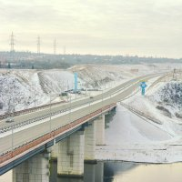 Братский мост :: юрий Амосов