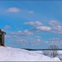Кенозерье зимой :: Иван Клещин
