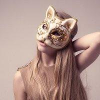 Кошка :: Мария Моисеенко