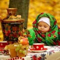 Осенние чаепитие :: Наталия Ефремова