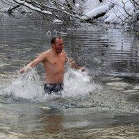 Крещенские купания :: Николай Одегов