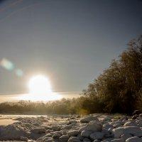 Замёрзший берег финского залива 2 :: Dmitri_Krzhechkovski Кржечковски