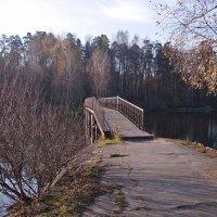 Старый мостик :: Александр Запылёнов