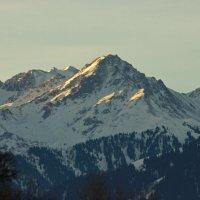 Те же горы :: Bakhit Zhussupov