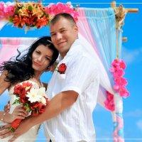 Яна и Денис свадьба в Доминикане :: Алана