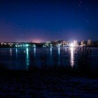 ночное озеро :: Alina Grib