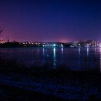 озеро и ночь :: Alina Grib