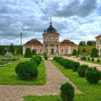 Золочёвский замок :: Андрей Зелёный