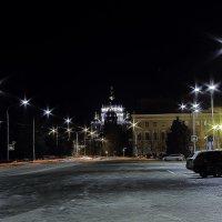 мой город :: Юрий Гайворонский