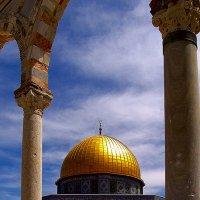 мечеть Золотой Купол :: Юрий Эпштейн