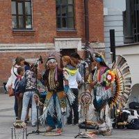 Уличные музыканты :: наталья давыдова