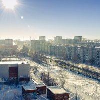Из окна :: Николай Писецкий