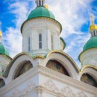 астраханский кремль :: ирина sim