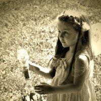 Летний ангел :: Евгения Копейкина