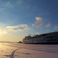 Большому кораблю большие лыжи ) :: Алексей Векшарев