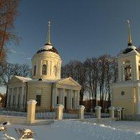 Церковь Рождества Богородицы :: esadesign Егерев