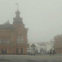Город в тумане! :: Владимир Шошин