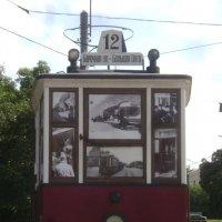 Блокадный трамвай :: ДС 13 Митя