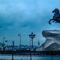 Памятник Петра 1 :: Низами Асланов