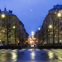 Хельсинки, вечер :: Вадим Мирзиянов