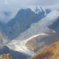 Кавказ. Ледник :: Сергей Опарин