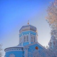 Никитская церковь :: Артем Тимофеев