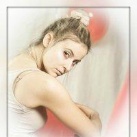 Гимнастка :: Женя