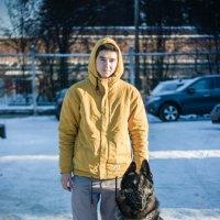 Я и моя собака :: Григорий Никитин