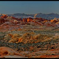 Valley of Fire :: Максим Трухан