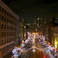 Ночная улица :: Galina Kazakova