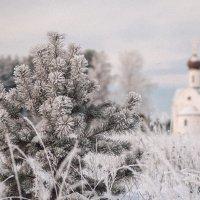 Зимнее утро :: Артем Воробьев