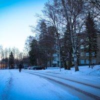 Эспоо, Финляндия :: Дина Нестерова