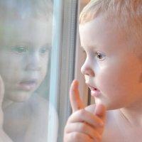 детское отражение :: Марьям Кружкова