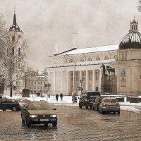 Улица Вильнюса :: Evgenij Schleinikov